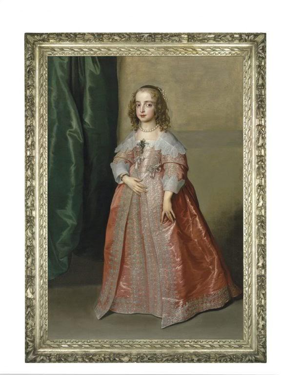 Самые дорогие работы Антониса ван Дейка, выставленные на аукцион